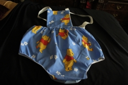 Winnie the Pooh Adult Baby Playsuit